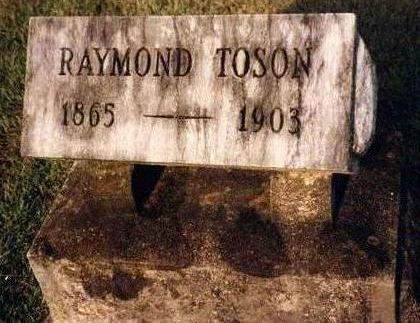 TOSON, RAYMOND - Madison County, Iowa | RAYMOND TOSON