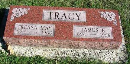 TRACY, TRESSA MAY - Madison County, Iowa | TRESSA MAY TRACY