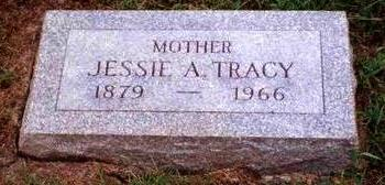 TRACY, JESSIE GERTRUDE - Madison County, Iowa | JESSIE GERTRUDE TRACY