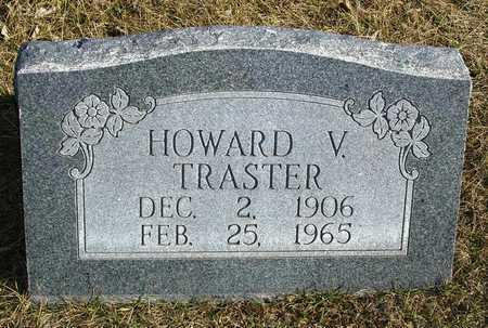 TRASTER, HOWARD VERNON - Madison County, Iowa | HOWARD VERNON TRASTER