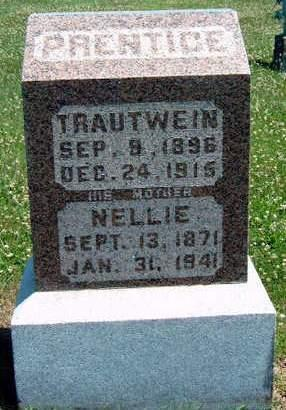 TRAUTWEIN, NELLIE P. - Madison County, Iowa | NELLIE P. TRAUTWEIN