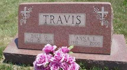 TRAVIS, ANNA ELINOR - Madison County, Iowa | ANNA ELINOR TRAVIS