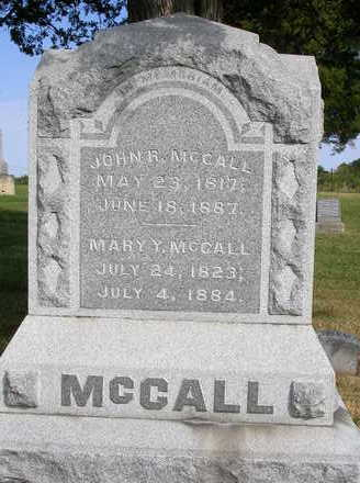 TRAVIS MCCALL, MARY Y. - Madison County, Iowa | MARY Y. TRAVIS MCCALL