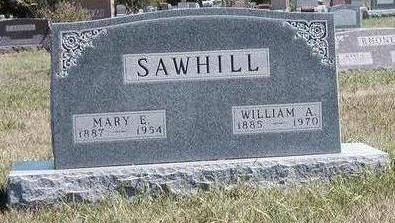TRAVIS SAWHILL, MARY ETHEL - Madison County, Iowa | MARY ETHEL TRAVIS SAWHILL