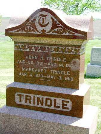 TRINDLE, JOHN HEASTON - Madison County, Iowa | JOHN HEASTON TRINDLE