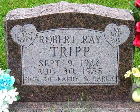 TRIPP, ROBERT RAY - Madison County, Iowa | ROBERT RAY TRIPP