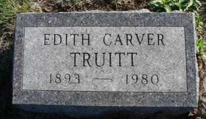 TRUITT, EDITH OLIVE - Madison County, Iowa | EDITH OLIVE TRUITT