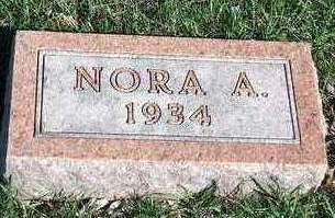 TRUSTEE, NORA ALTHEA - Madison County, Iowa | NORA ALTHEA TRUSTEE