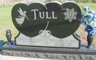 TULL, WILLIARD V. (VON) - Madison County, Iowa | WILLIARD V. (VON) TULL