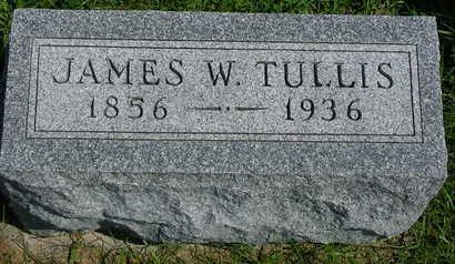 TULLIS, JAMES WILLIAM - Madison County, Iowa | JAMES WILLIAM TULLIS