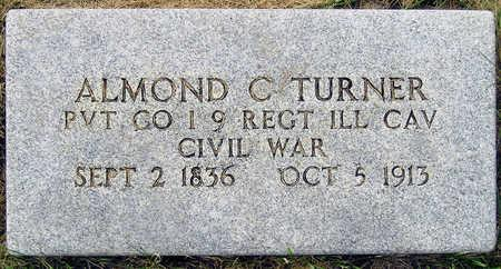 TURNER, ALMOND CARPENTER - Madison County, Iowa | ALMOND CARPENTER TURNER