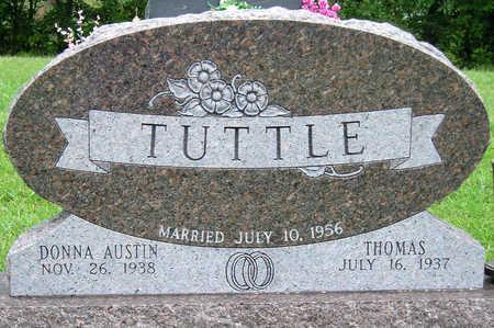 TUTTLE, THOMAS - Madison County, Iowa | THOMAS TUTTLE
