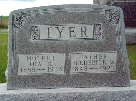 HOYT TYER, IDA MAY - Madison County, Iowa | IDA MAY HOYT TYER