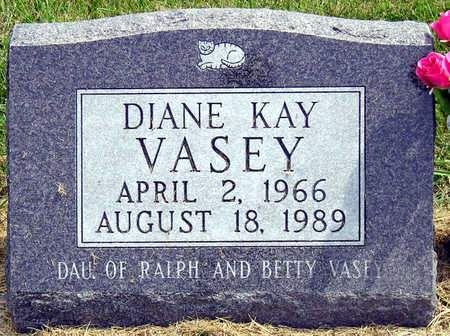 VASEY, DIANE KAY - Madison County, Iowa | DIANE KAY VASEY