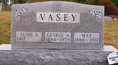 VASEY, GEORGE ALBERT - Madison County, Iowa | GEORGE ALBERT VASEY