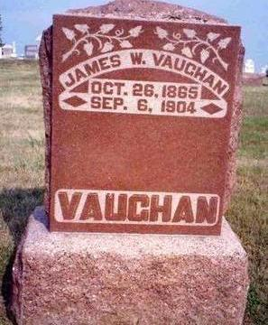 VAUGHAN, JAMES W. - Madison County, Iowa | JAMES W. VAUGHAN