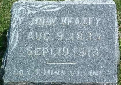 VEAZEY, JOHN - Madison County, Iowa | JOHN VEAZEY