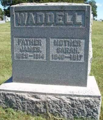WADDELL, JAMES - Madison County, Iowa | JAMES WADDELL
