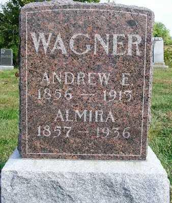 WAGNER, ELDA ALMIRA - Madison County, Iowa | ELDA ALMIRA WAGNER