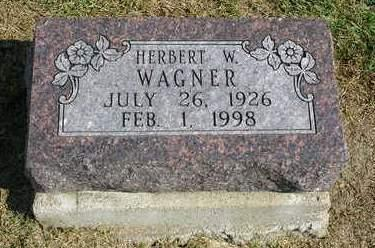 WAGNER, HERBERT W. - Madison County, Iowa | HERBERT W. WAGNER