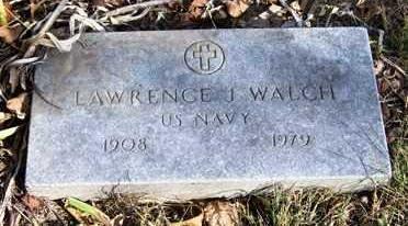 WALCH, LAWRENCE J. - Madison County, Iowa | LAWRENCE J. WALCH
