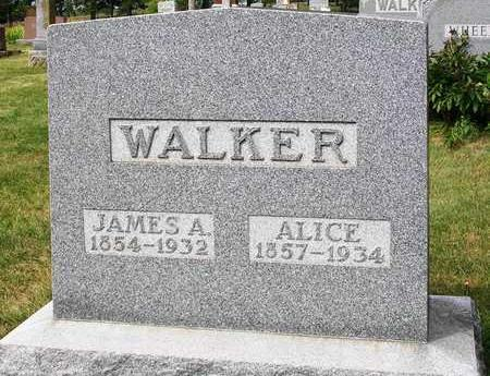 WALKER, ALICE R. - Madison County, Iowa | ALICE R. WALKER
