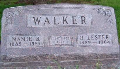 WALKER, ROBERT LESTER - Madison County, Iowa | ROBERT LESTER WALKER
