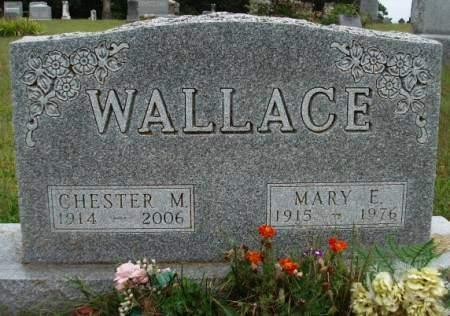 WALLACE, MARY ELIZABETH - Madison County, Iowa | MARY ELIZABETH WALLACE