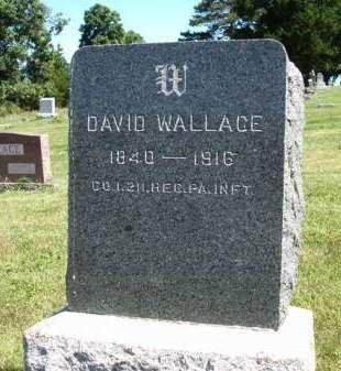 WALLACE, DAVID - Madison County, Iowa | DAVID WALLACE