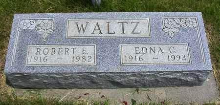 CADE WALTZ, EDNA CATHERINE - Madison County, Iowa | EDNA CATHERINE CADE WALTZ