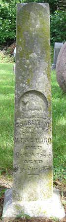 WARD, CHARLIE M. - Madison County, Iowa | CHARLIE M. WARD