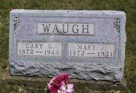 WAUGH, CARY GILBERT - Madison County, Iowa | CARY GILBERT WAUGH