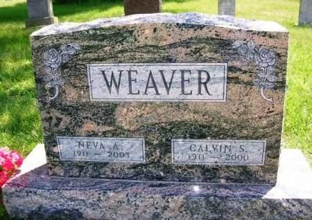 WEAVER, CALVIN S. - Madison County, Iowa | CALVIN S. WEAVER