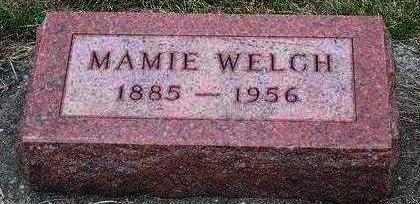 WELCH, MAMIE MAE - Madison County, Iowa | MAMIE MAE WELCH