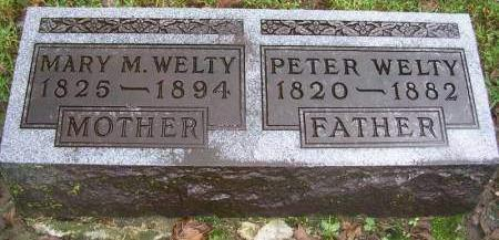 WELTY, PETER - Madison County, Iowa | PETER WELTY