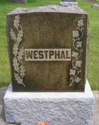 WESTPHAL, FAMILY HEADSTONE - Madison County, Iowa | FAMILY HEADSTONE WESTPHAL