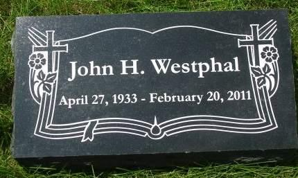 WESTPHAL, JOHN  H. - Madison County, Iowa | JOHN  H. WESTPHAL