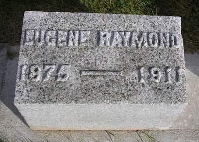 WHEDON, EUGENE RAYMOND - Madison County, Iowa | EUGENE RAYMOND WHEDON