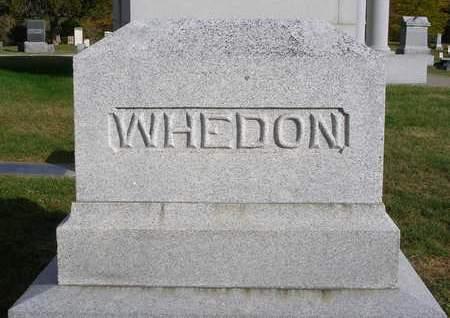 WHEDON, FAMILY STONE - Madison County, Iowa | FAMILY STONE WHEDON