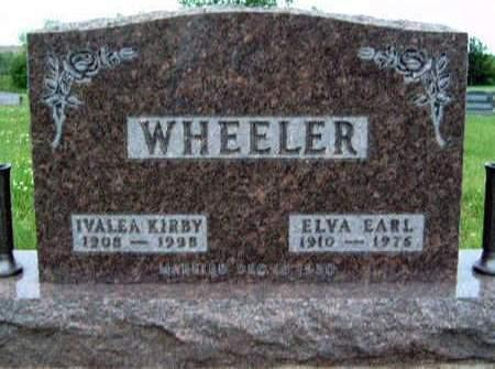 KIRBY WHEELER, IVALEA - Madison County, Iowa | IVALEA KIRBY WHEELER