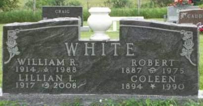 WHITE, LILLIAN LOIS - Madison County, Iowa | LILLIAN LOIS WHITE