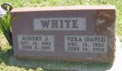 WHITE, ROBERT J. - Madison County, Iowa | ROBERT J. WHITE