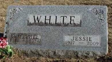 WHITE, SIDNEY MERRILL - Madison County, Iowa | SIDNEY MERRILL WHITE