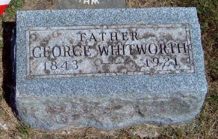 WHITWORTH, GEORGE - Madison County, Iowa | GEORGE WHITWORTH
