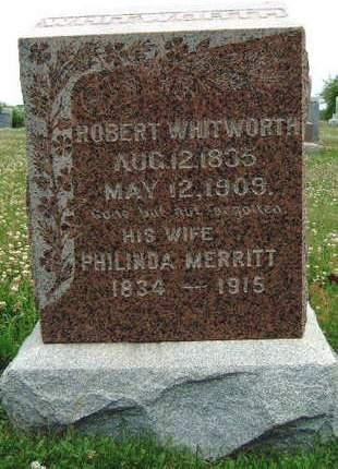 WHITWORTH, ROBERT J. - Madison County, Iowa | ROBERT J. WHITWORTH