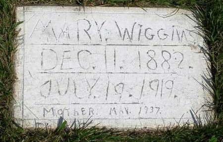 WIGGINS, MARY - Madison County, Iowa | MARY WIGGINS