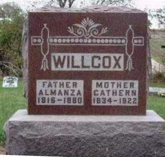 WILLCOX, CATHERN A. - Madison County, Iowa | CATHERN A. WILLCOX
