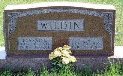 WILDIN, LEWIS R. - Madison County, Iowa | LEWIS R. WILDIN