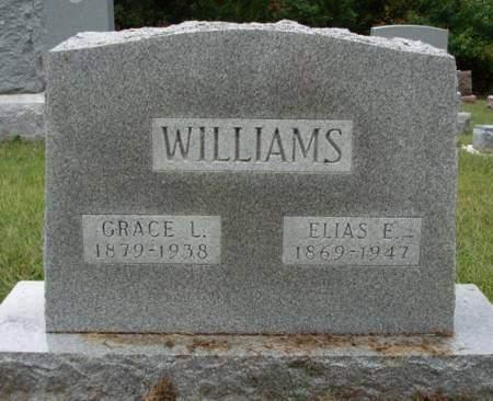 WILLIAMS, ELIAS E. - Madison County, Iowa | ELIAS E. WILLIAMS
