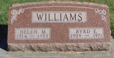 WILLIAMS, BYRD EDWARD - Madison County, Iowa | BYRD EDWARD WILLIAMS